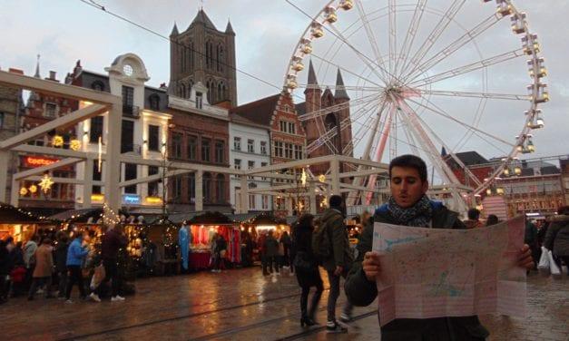 Bélgica: a la vuelta de la esquina