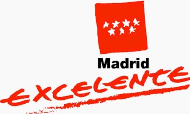 La CAM nos renueva la marca Madrid Excelente